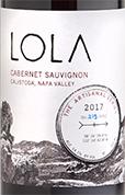 Lola's new Cabernet Sauvignon