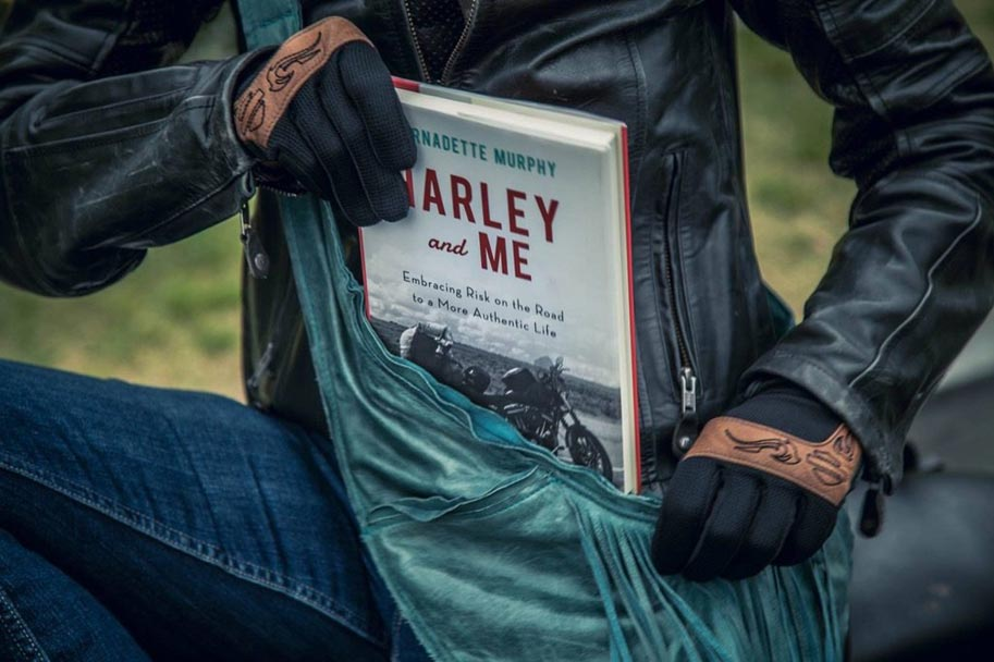 """You ask? We provide: An Excerpt from """"Harley and Me"""" by Bernadette Murphy"""