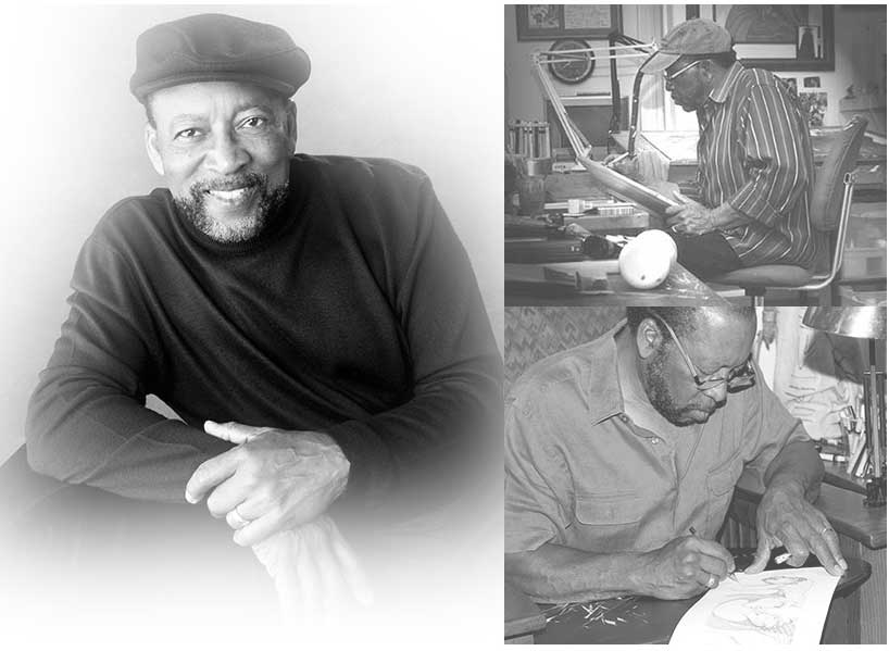 Charles Bibbs at Work – Find out what Fires him up in his Acrostic Interview!