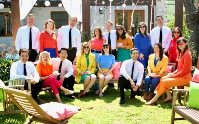 THE SILVER LAKE CHORUS DO THE TRIBELA MUSICIANS ACROSTIC INTERVIEW