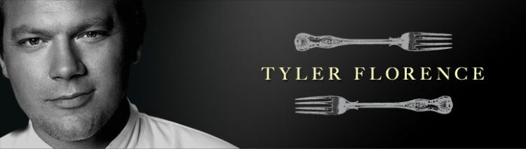 My Obsession with Tyler Florence and learning to cook!