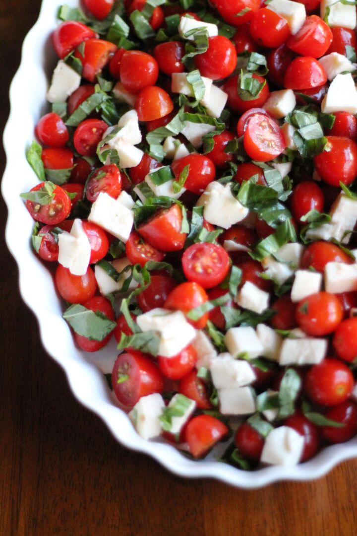 Caprese Salad   Baked In The South