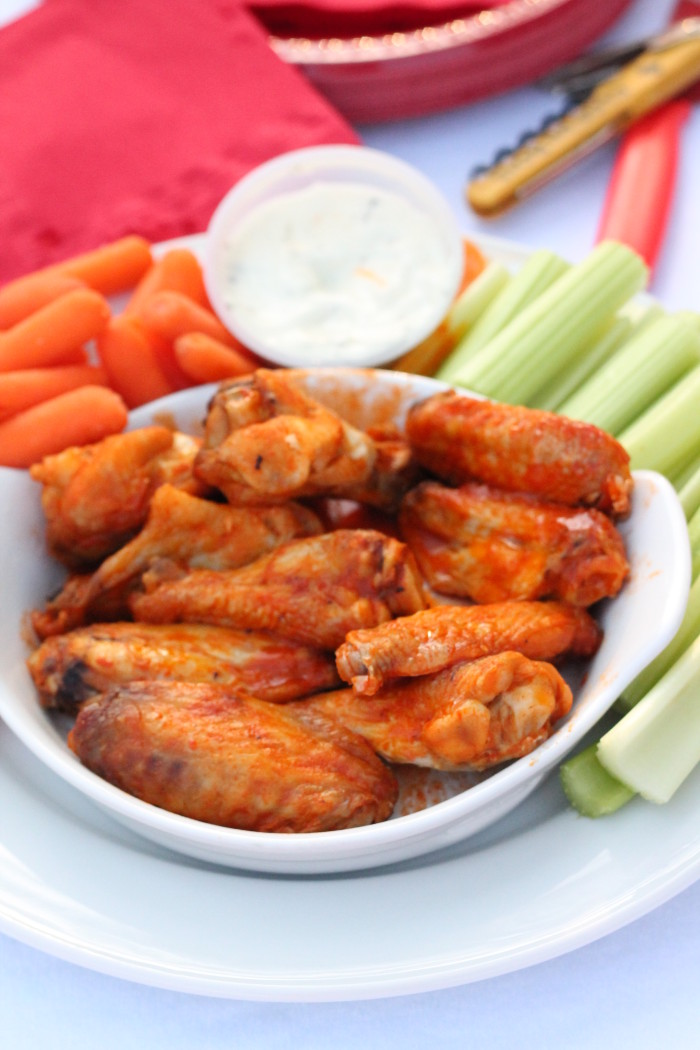 Spicy Hot Wings