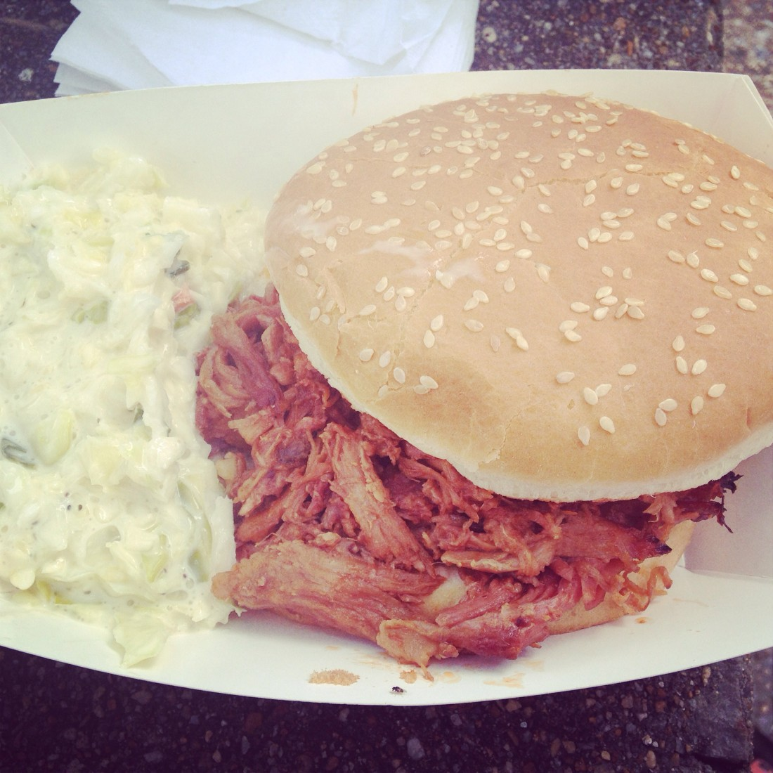Carolina Pulled Pork BBQ   Baked In The South