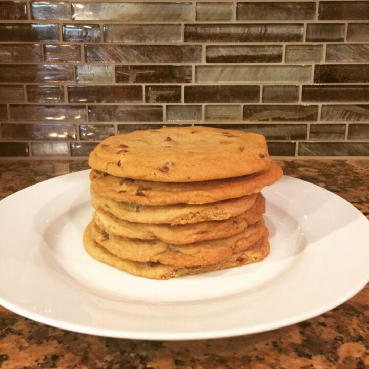 Nestle Toll House Cookies & A Move to Florida