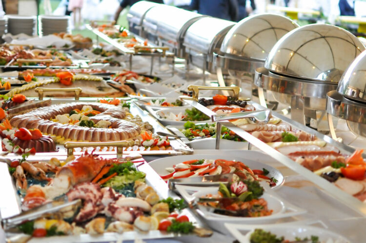 Baked In The South Catering Tampa-Buffet Options