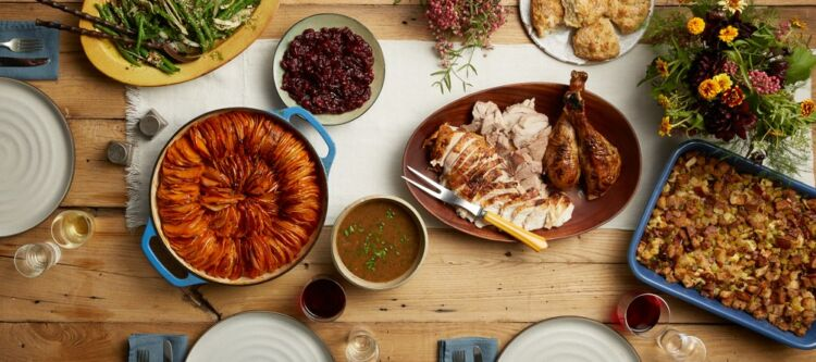Southern Thanksgiving Menu with Recipes!