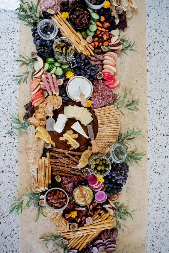Charcuterie Box Monthly Subscription