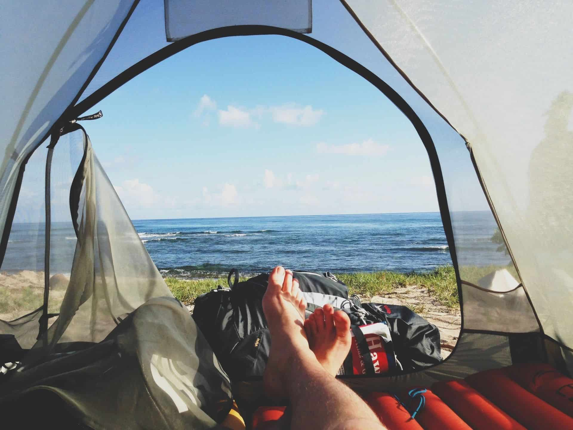 5 Tips for Making Your First Camping Trip a Success