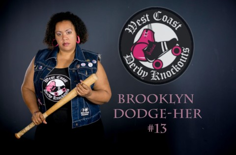 Brooklyn Dodge-Her #13