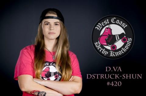 D.VA DStruck-Shun #420