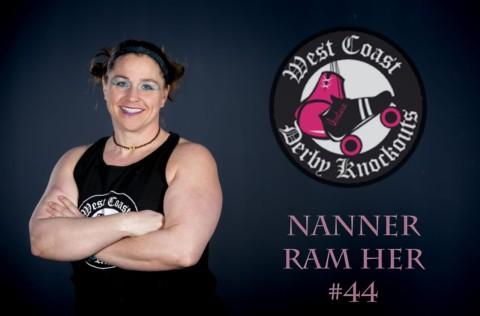 Nanner Ram Her #44