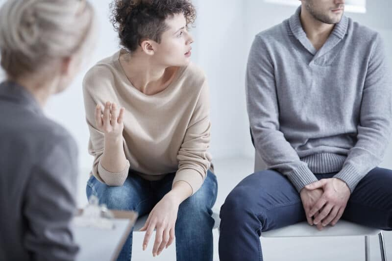 Addiction and Marriage Therapy