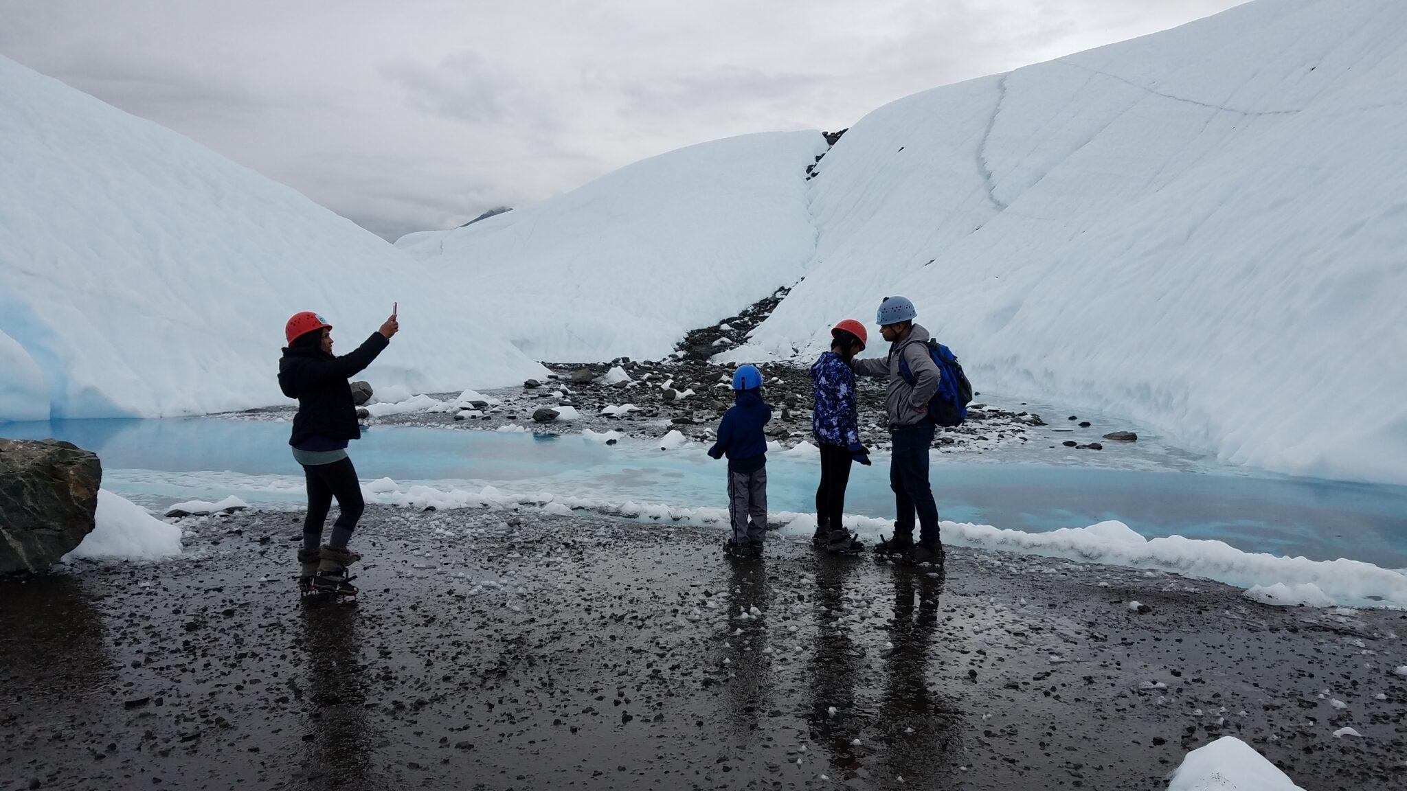 Alaska Glacier Tour Guides