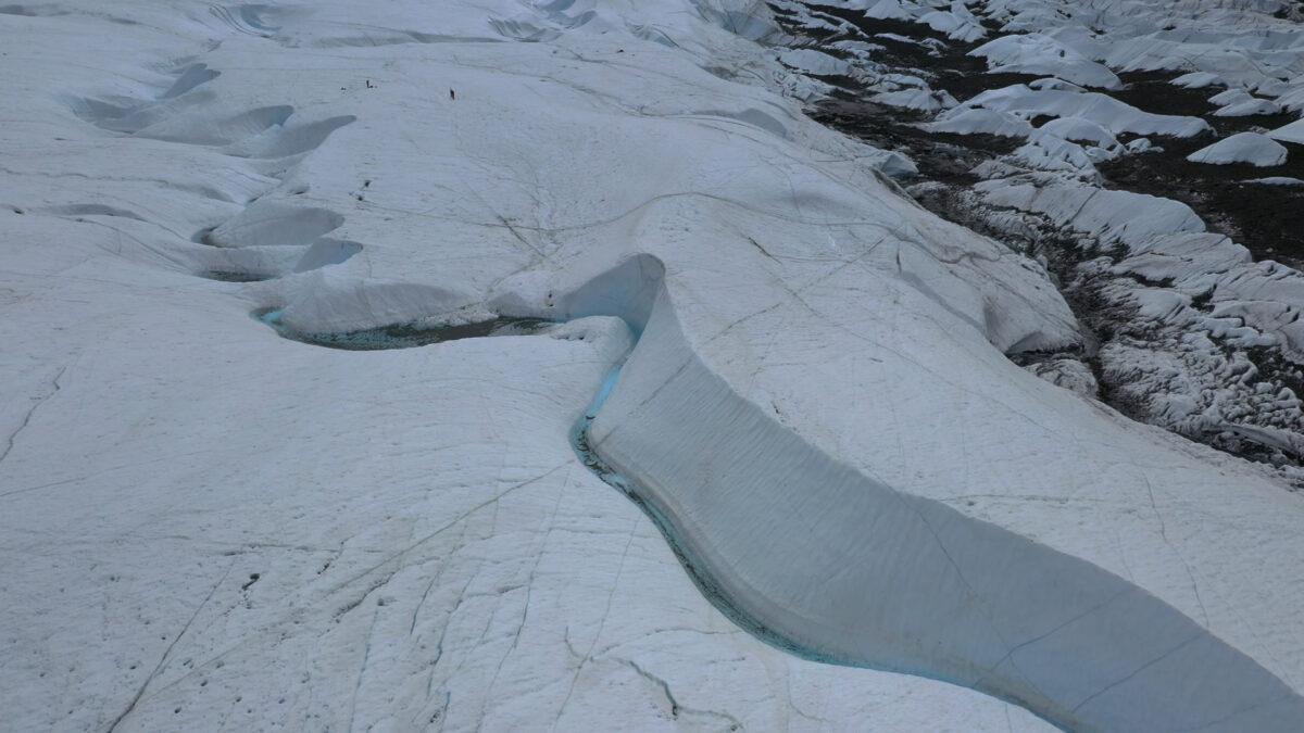Glacier River Formation