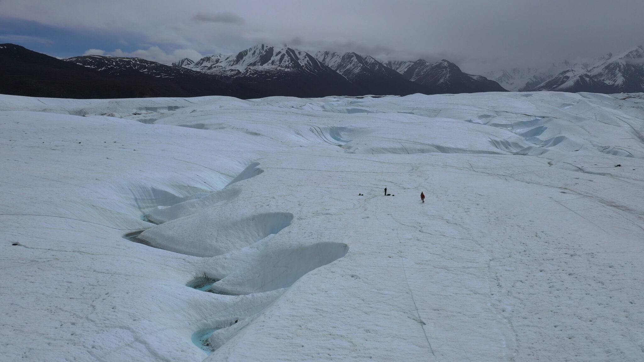 Matanuska Glacier Helicopter Flight