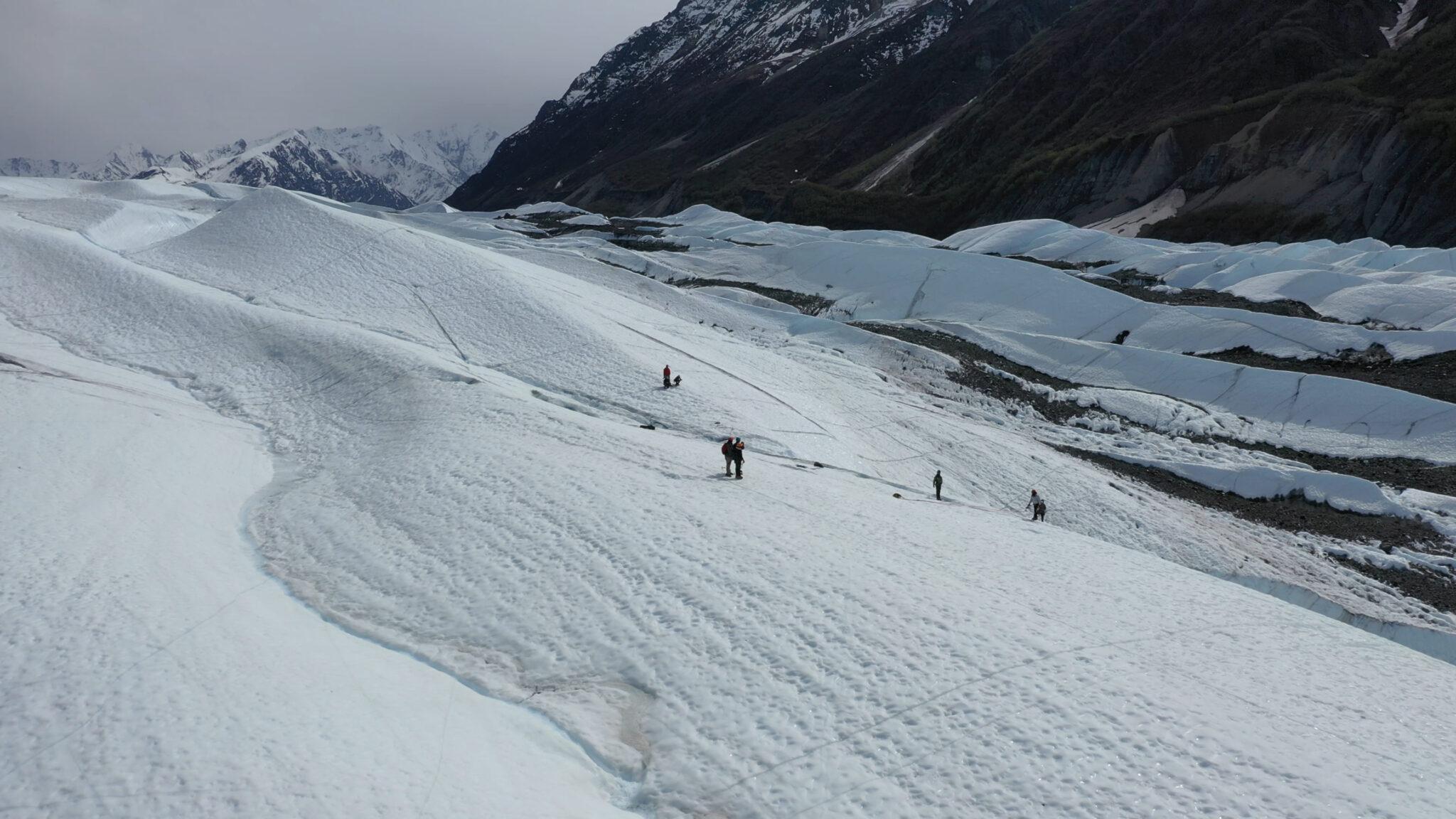 Ice Trekking Matanuska