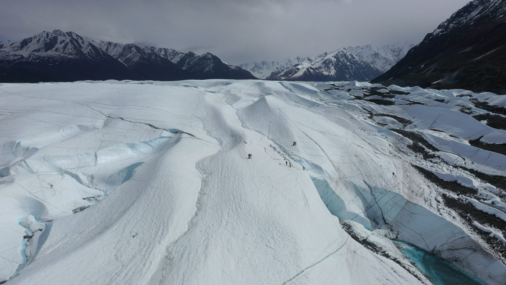 Anchorage Glacier