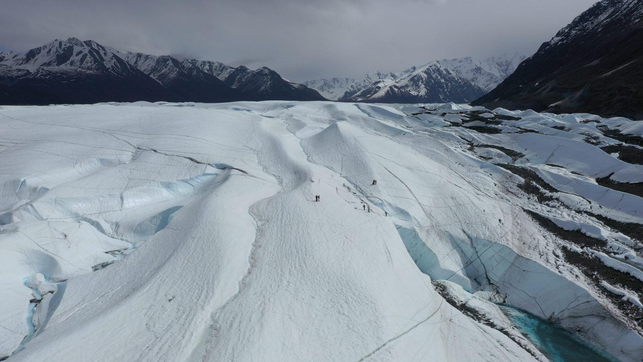 Anchorage Glacier