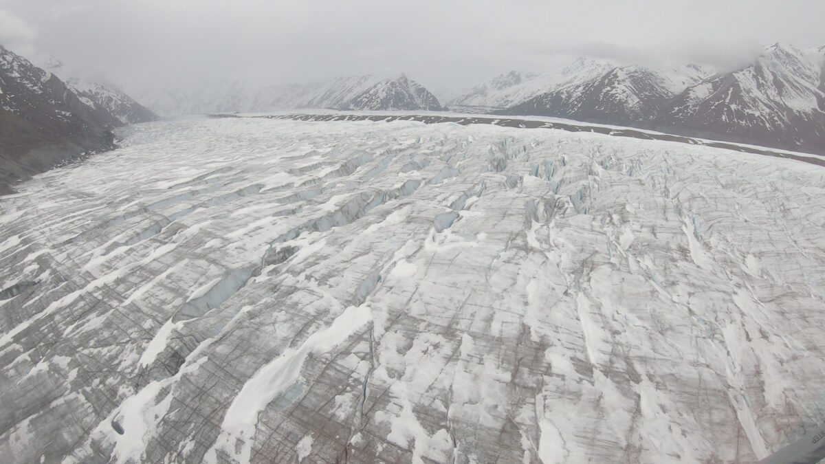 Matanuska Glacier by Helicopter