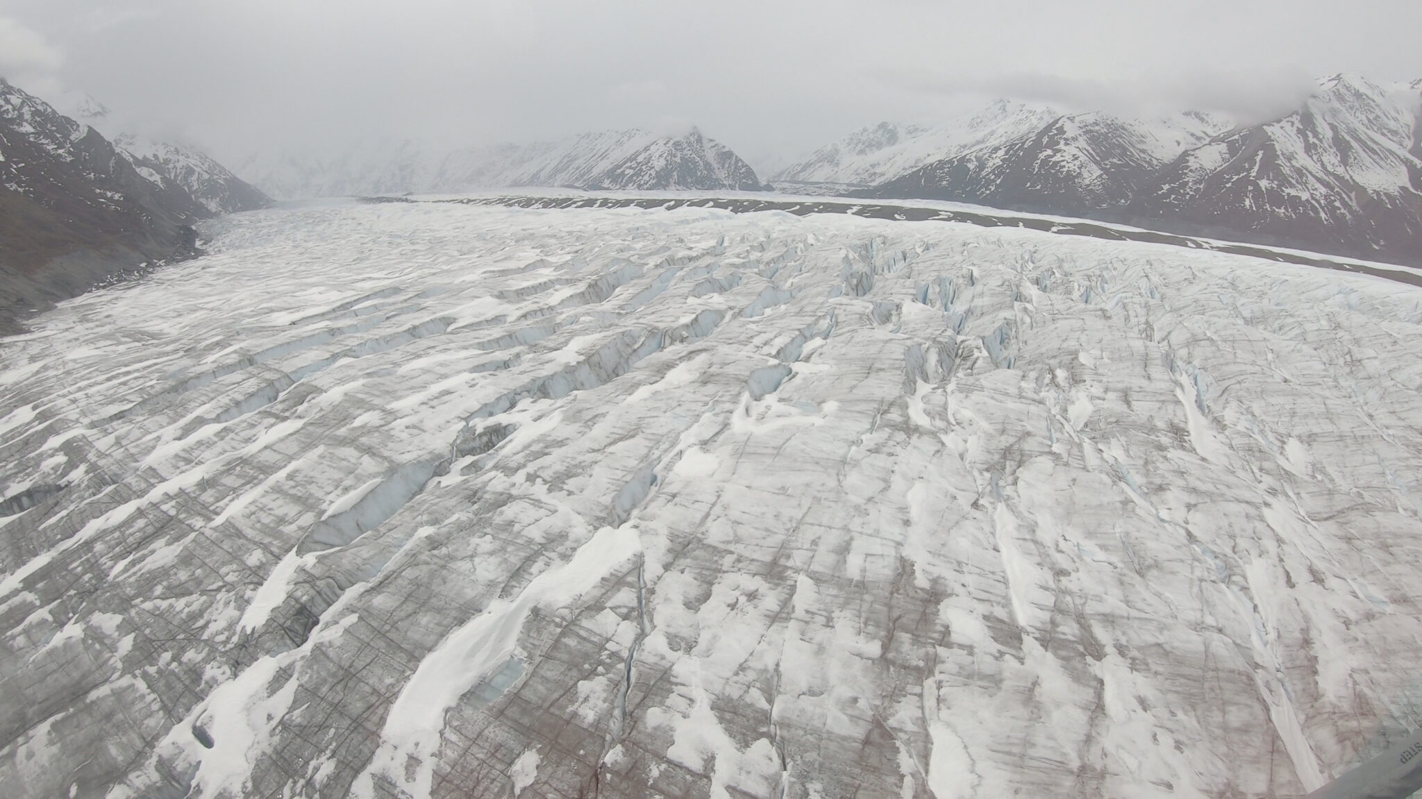 Matanuska Glacier by Helicopter
