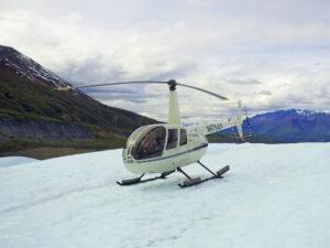 Matanuska Glacier Aerial Sightseeing Tour