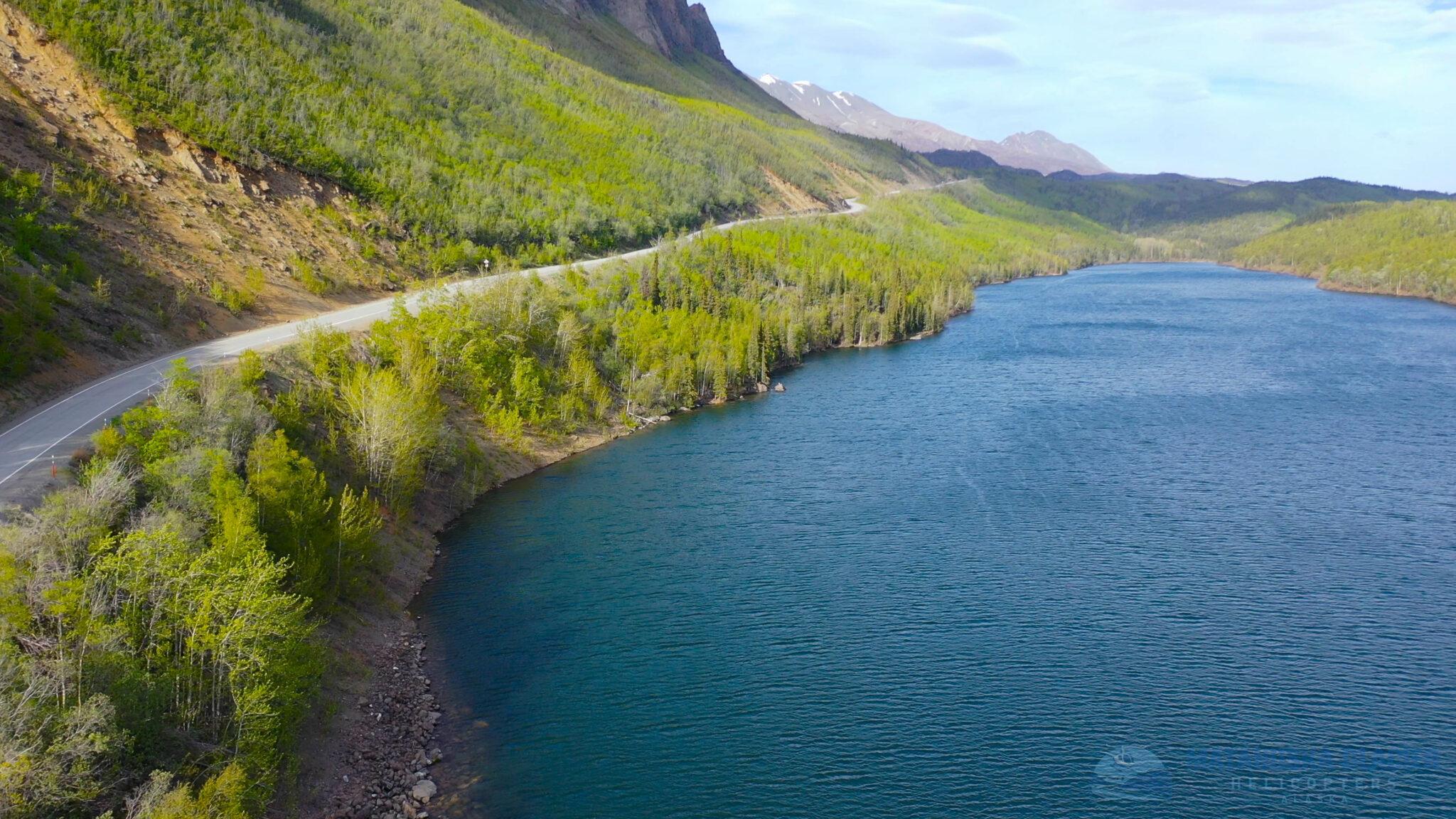 Glacier View Open Road