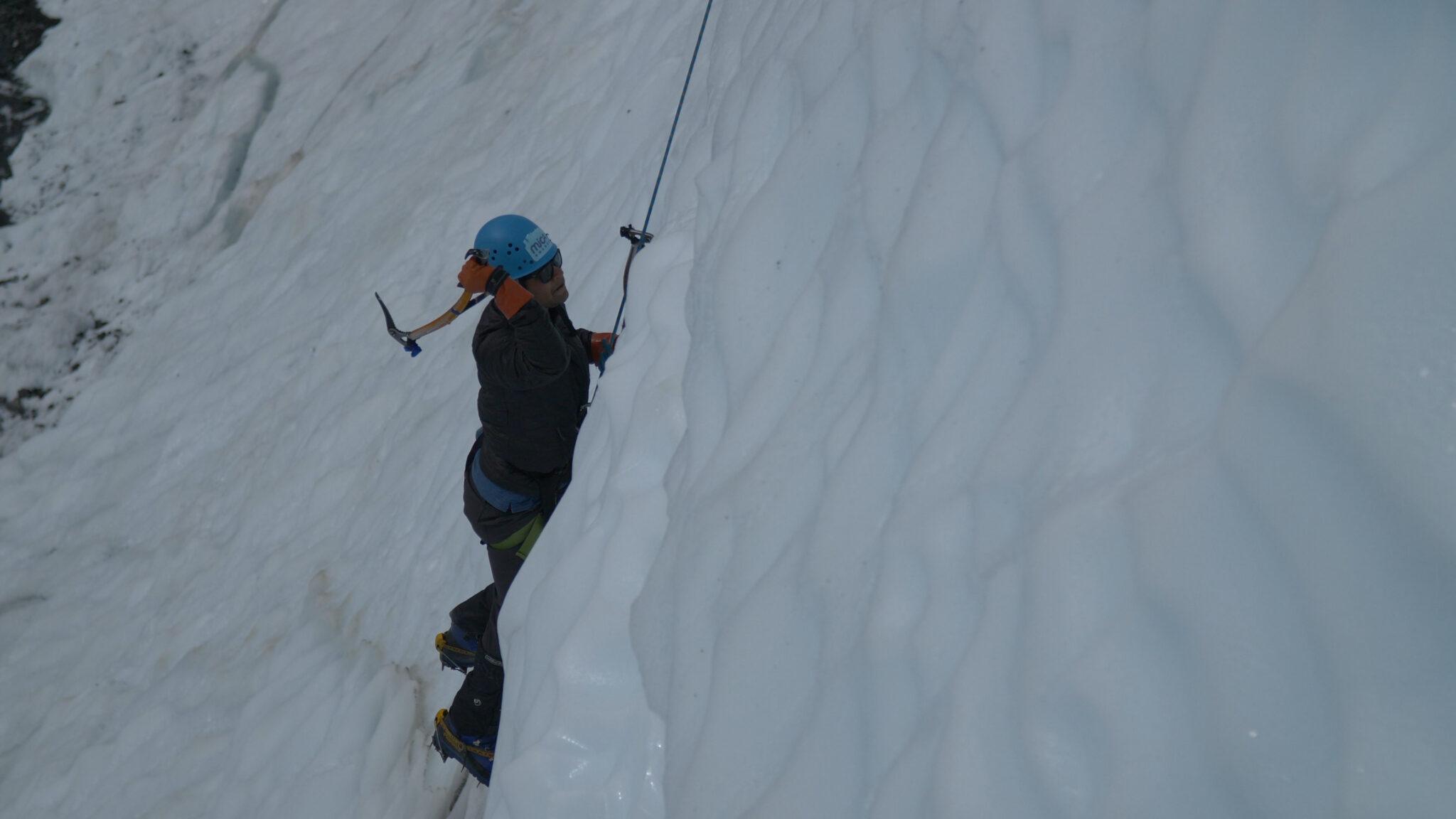 Alaska Glacier Ice Climbing