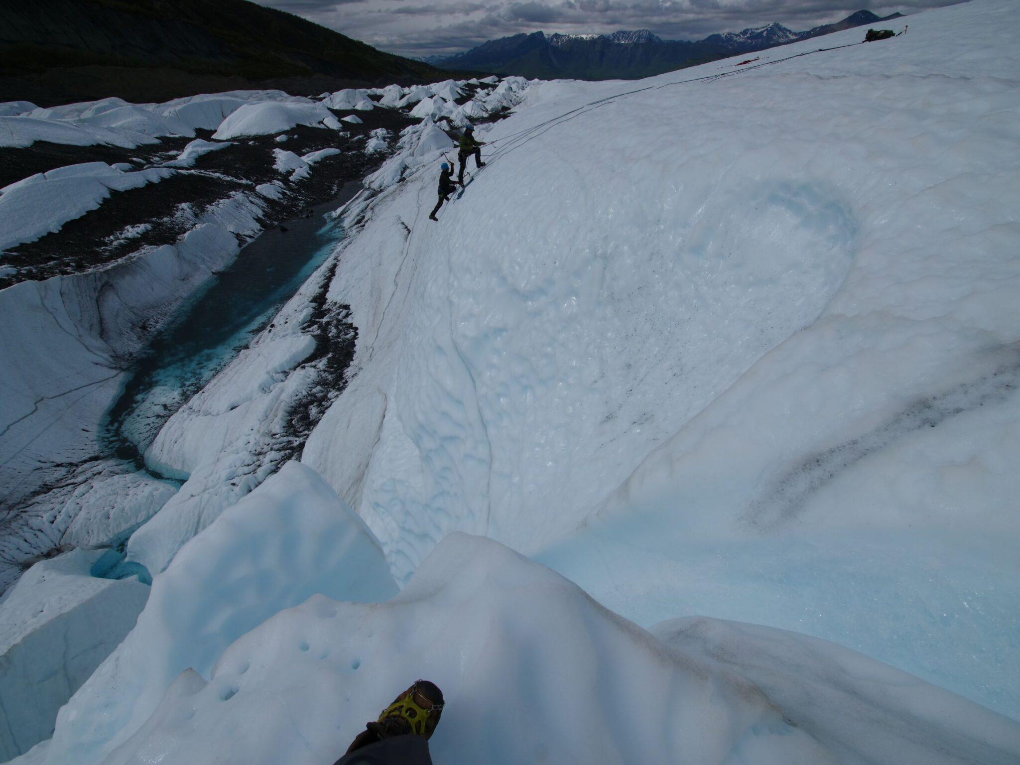 glacier exploration Alaska