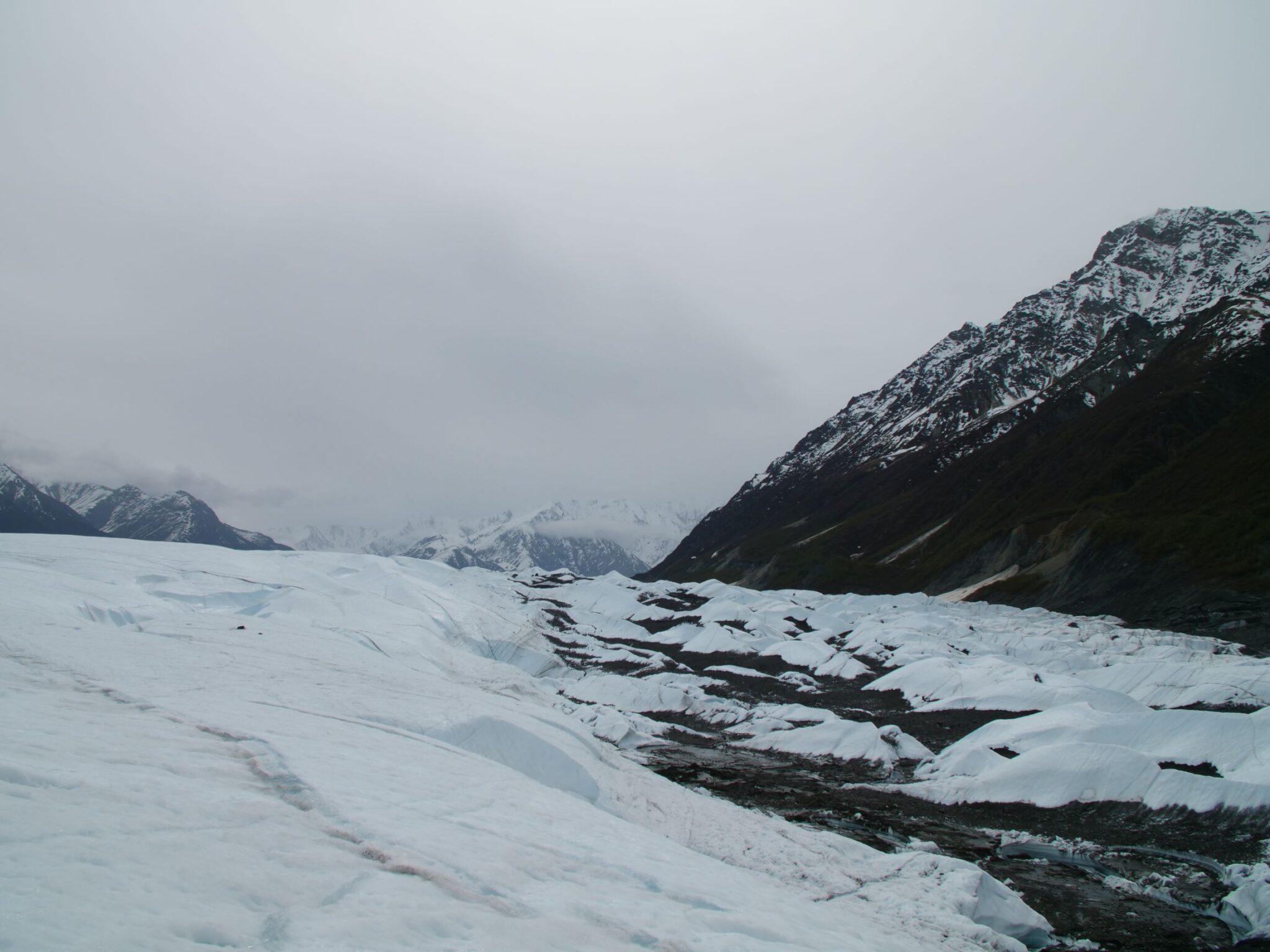 Matanuska valley and mountains