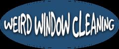 Weird Window Cleaning