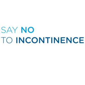 say no to incontinence