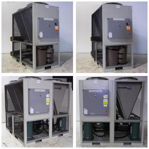 60 ton Outdoor Air Cooled Chillers - VX010DZV to VX035DZV