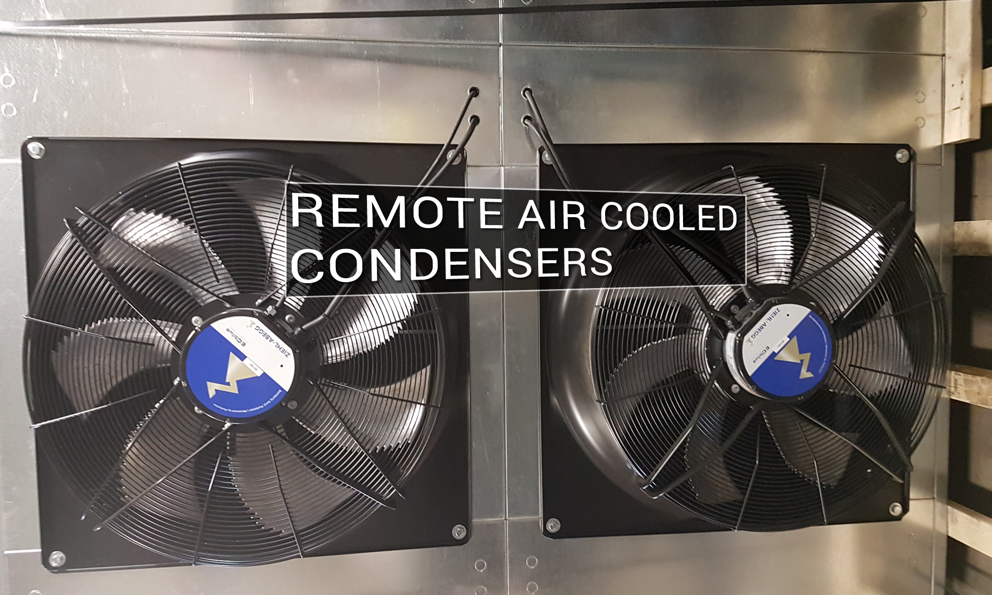 Remote Air Cooled Condensers