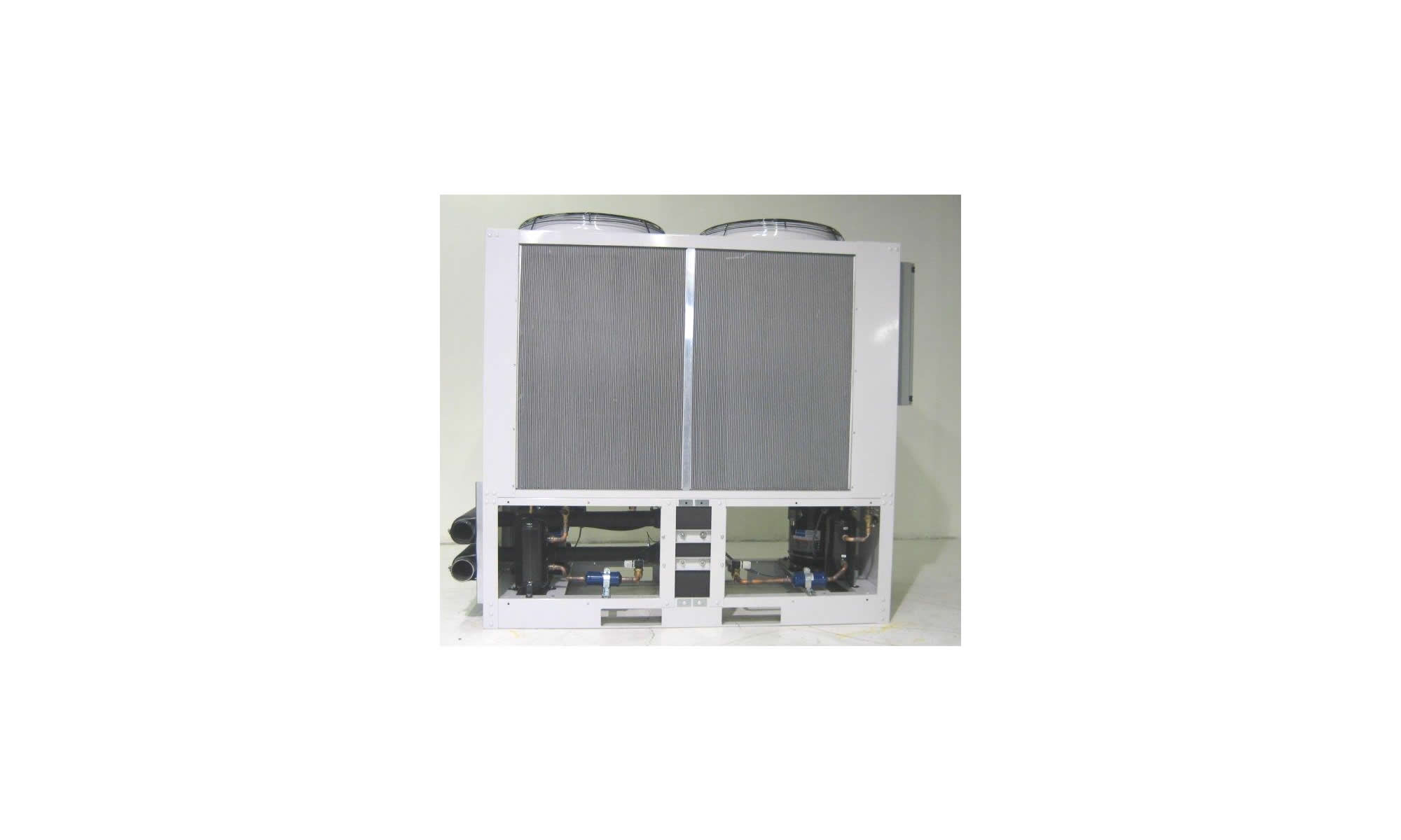 Outdoor Air Cooled Scroll Chillers