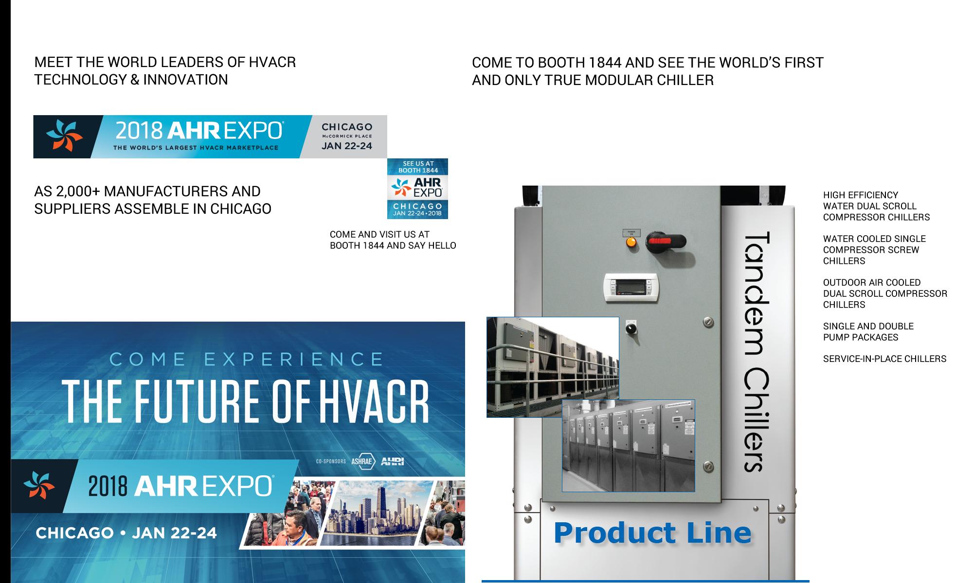 AHR Expo Chicago 2018