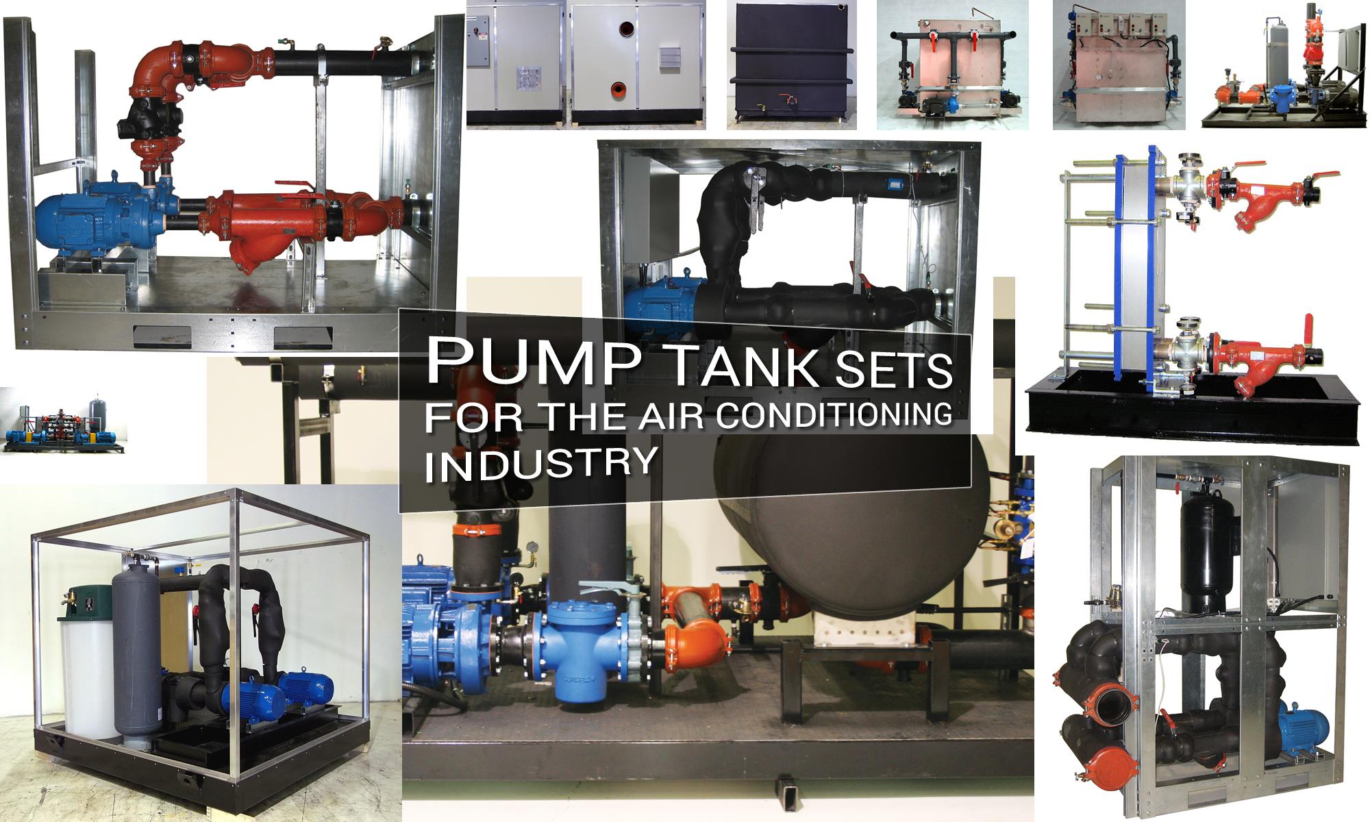 Pump Tank Sets