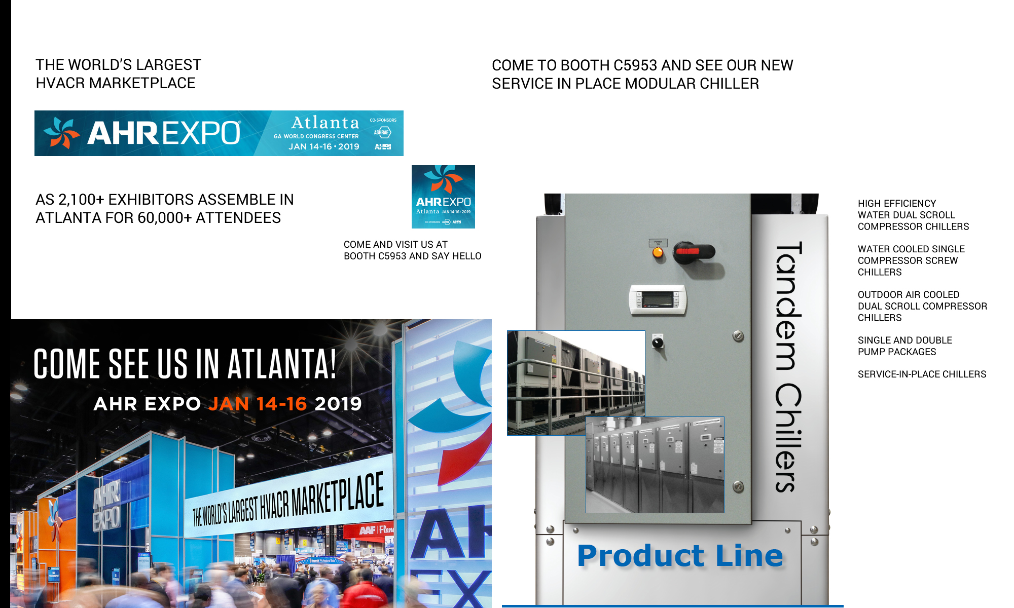 AHR Expo Atlanta 2019