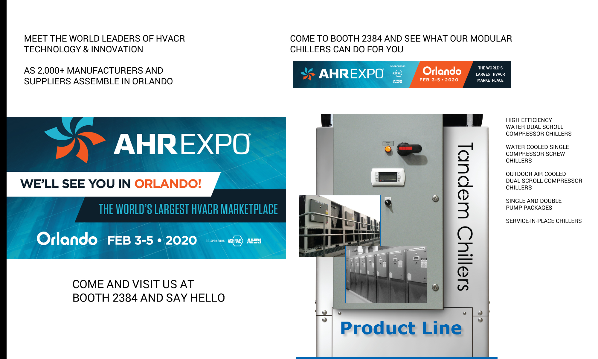 AHR Expo 2020