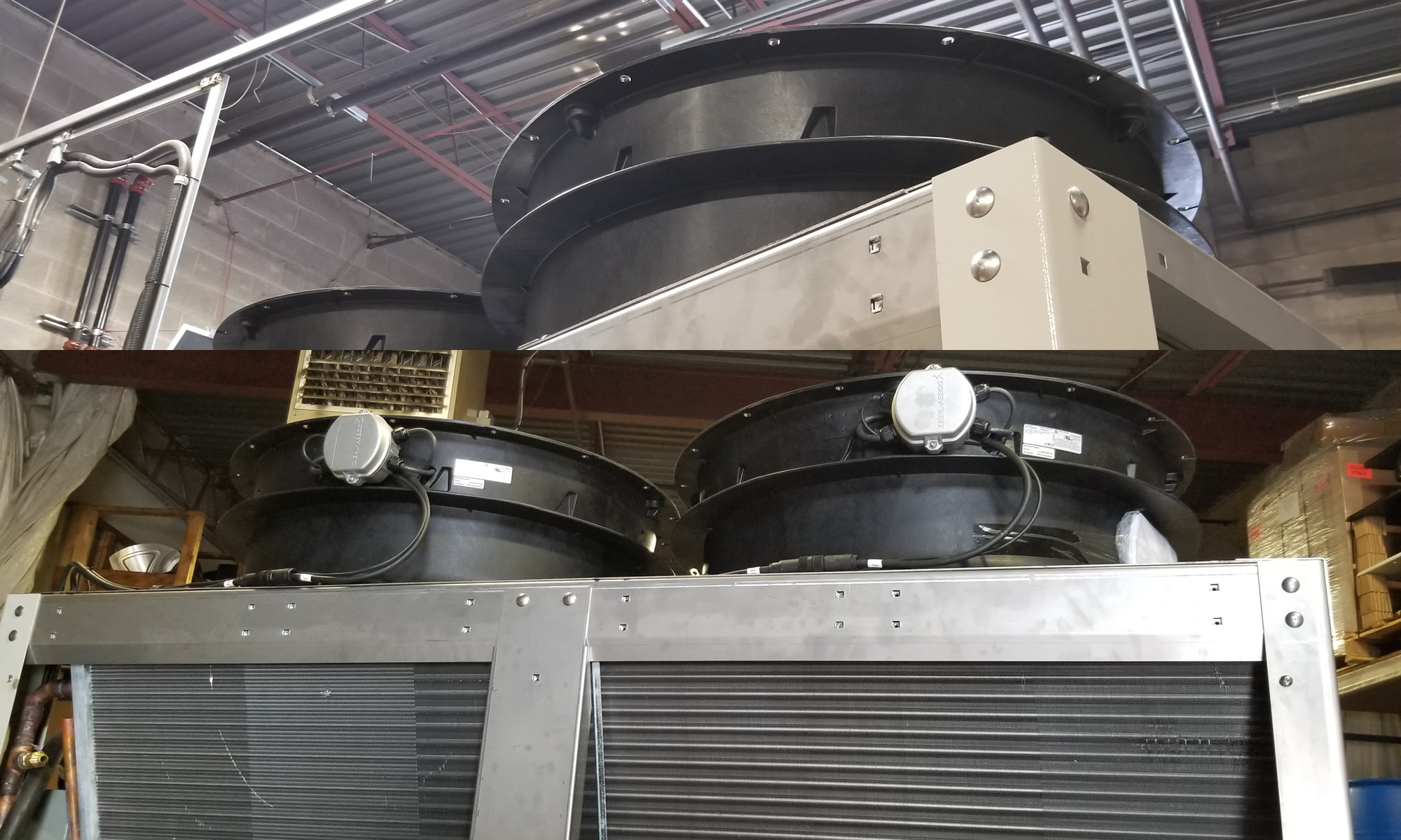 High Blower Air Cooled Chiller