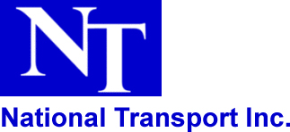 National Transport Inc. Logo