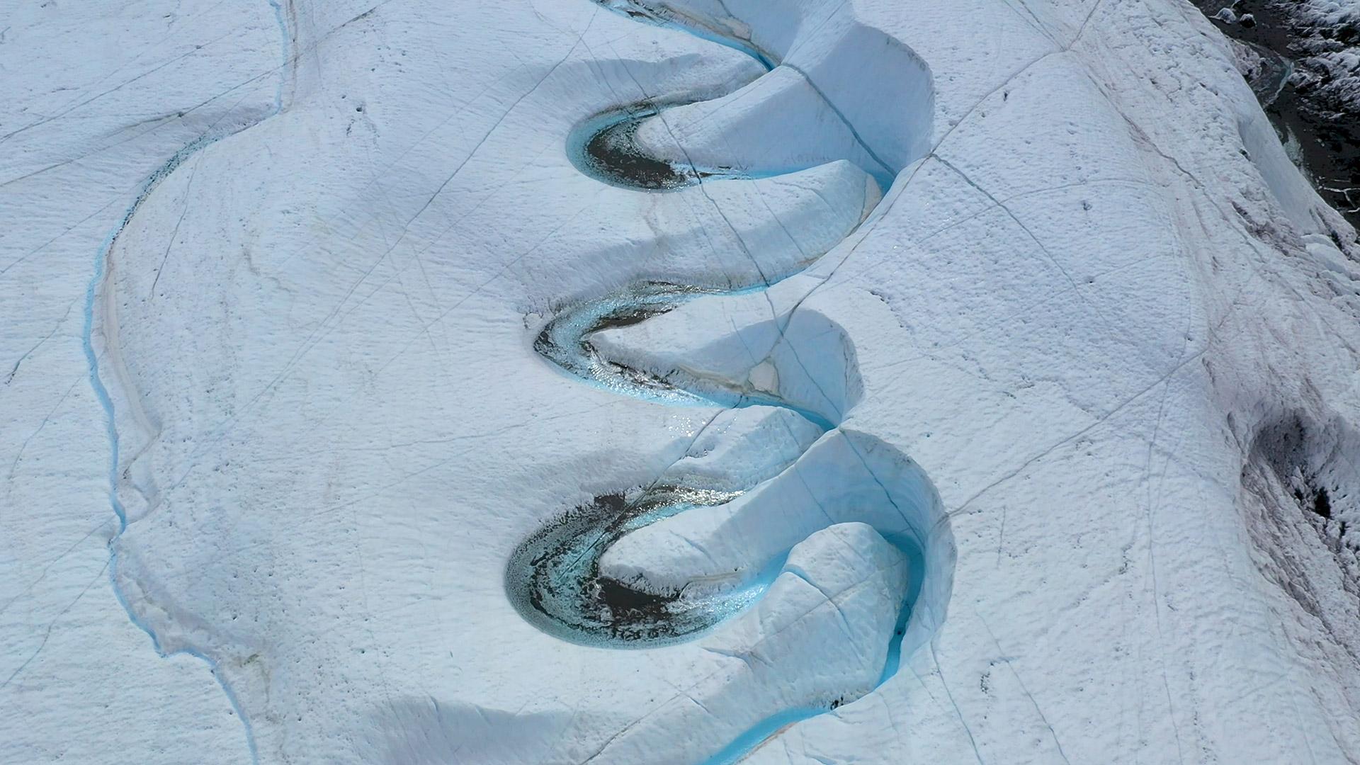 Alaska Blue River