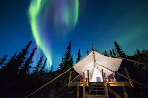 Alaska Glamping