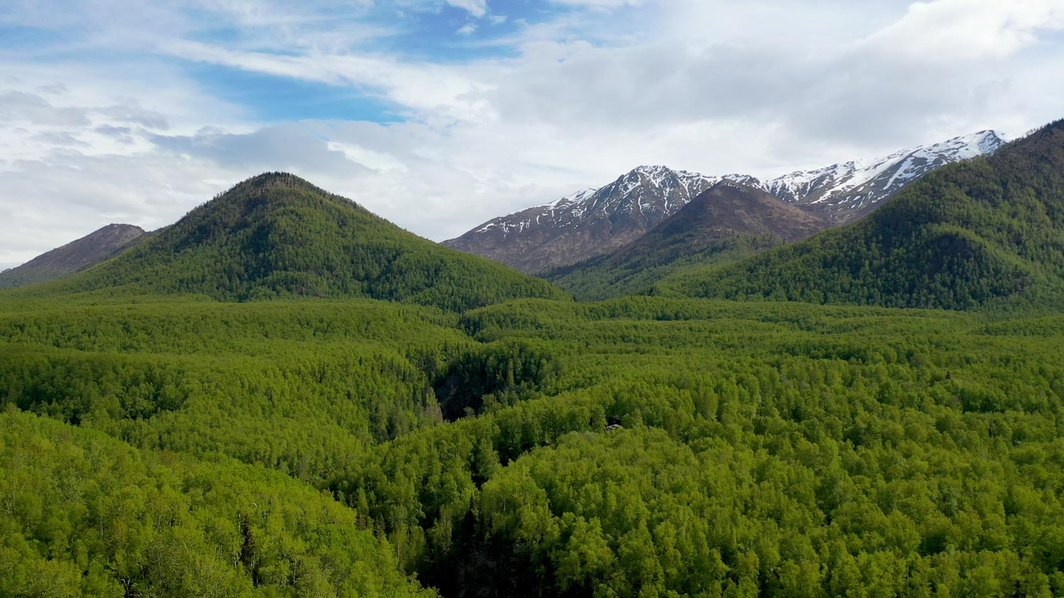Alaska Hiking Locations