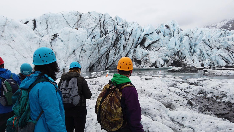 Alaska Glacier Hiking
