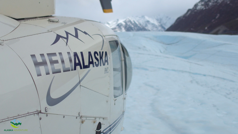 Helicopter Adventures Alaska