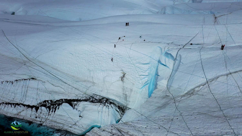 Ice Climbing Alaska