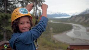 Zipline Adventures Alaska