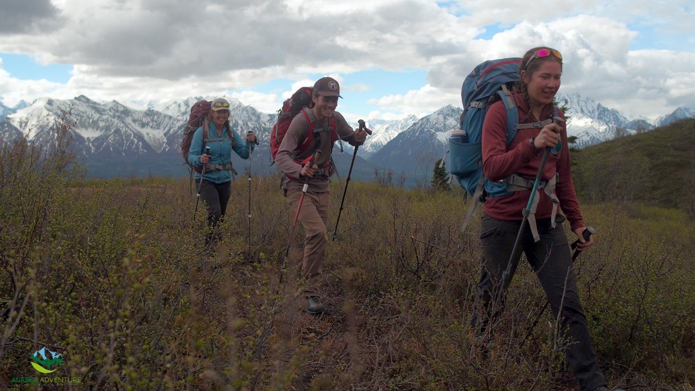 Alaska Backpacking Hike