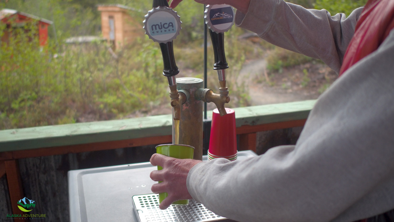 Beer for Alaska Camping